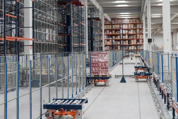 Luís Simões invierte 70 millones de euros en automatizar sus Centros Logísticos