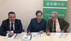 Consorcio de Transporte Metropolitano de Jaén y Cambus.
