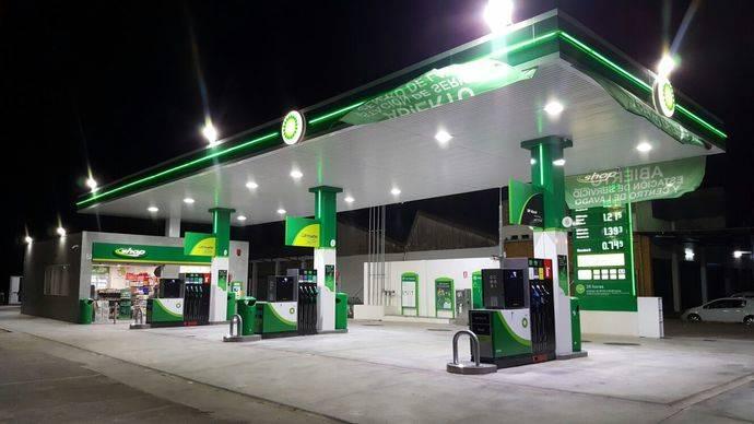 BP inaugura una estación de servicio en Los Palacios y Villafranca (Sevilla)