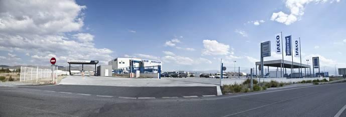 Iveco inaugura un nuevo punto de venta oficial en Guadix (Granada)
