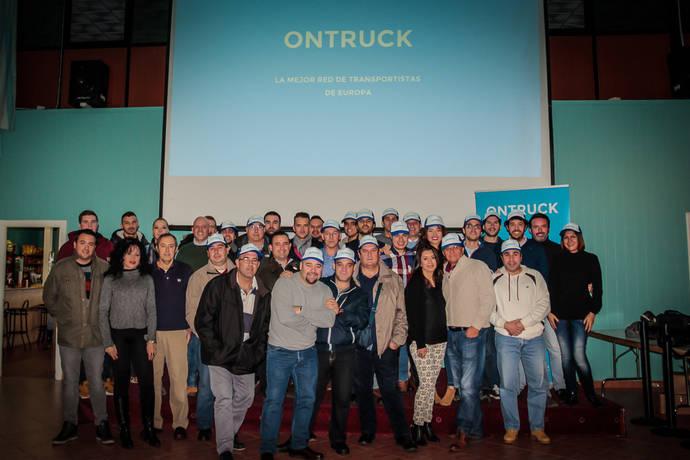 Ontruck premia la excelencia operativa de su red de transportistas