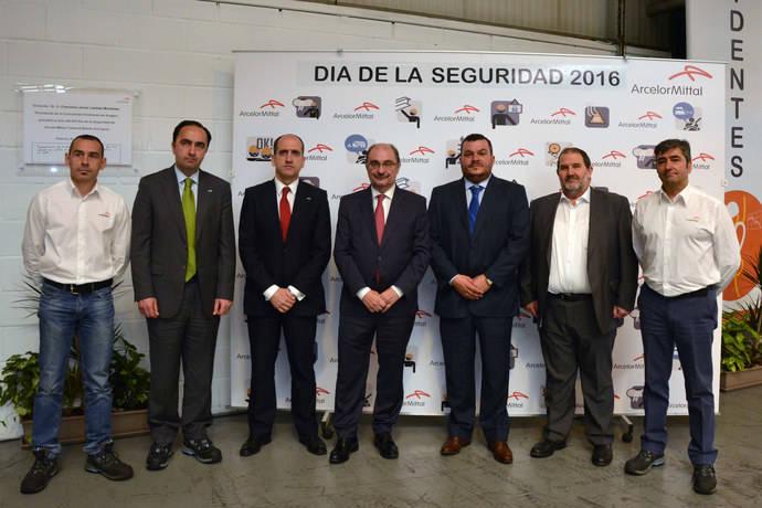 ArcelorMittal premia a Marcotran por ser su contrata más segura