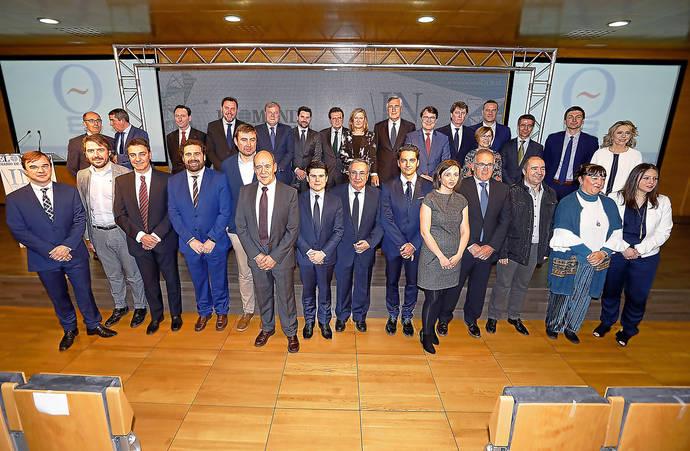 Iveco recibe el galardón al 'Mejor proyecto Innovador' de Castilla y León