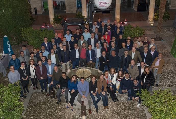 La Red de Linde Ibérica se reúne en Granada, para su XXXVI Asamblea