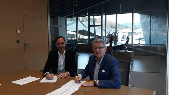 Nuevo acuerdo de cooperación entre Irizar y Scania Deutschland