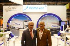 Primaver hace balance positivo de Fruit Attraction