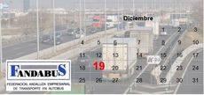Fandabus decide sumarse a la promoción del Día Mundial del Transporte