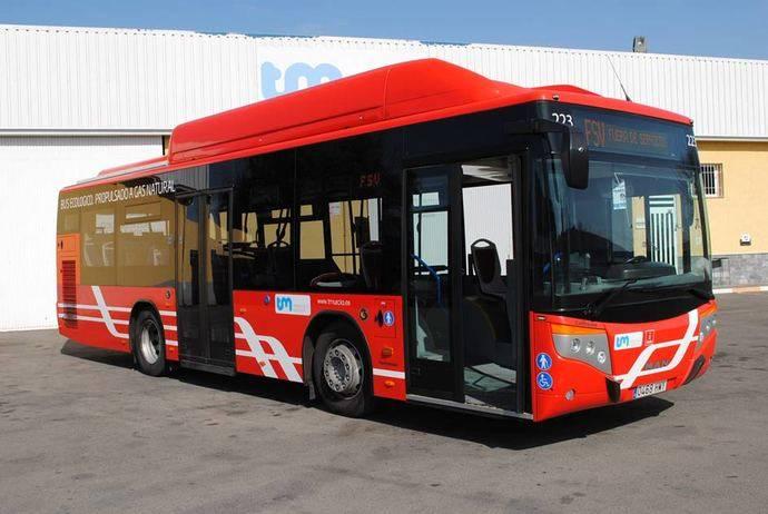 Transportes de Murcia presenta el plan de promoción del servicio de transporte