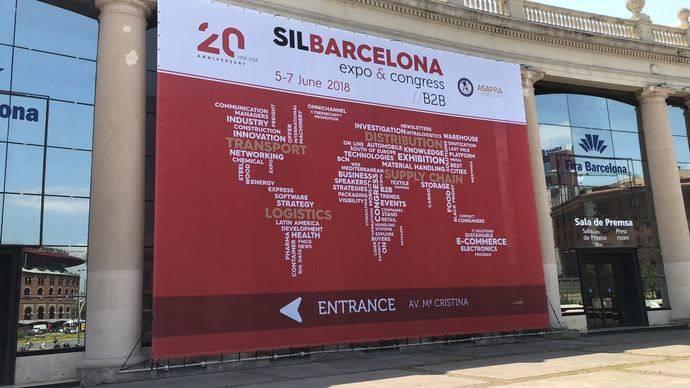Empieza el SIL 2018, gran cita de la logística del Sur de Europa