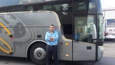 Autocar Van Hool Altano TX equipado con Allison