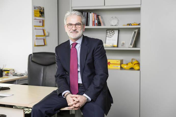 Francisco Mohedano, nuevo Director de Proyectos de DHL Parcel Iberia
