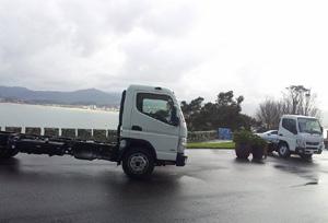 FUSO ya funciona perfectamente dentro del paraguas de Mercedes-Benz España (II)