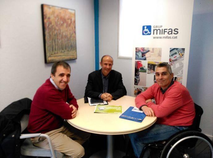 Galp colabora con Mifas para inclusión de discapacitados