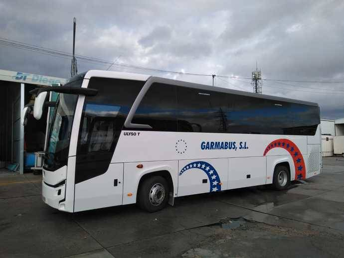 Otokar-Somauto proporciona un Ulyso T a Autocares Garmabus