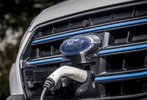 La Ford E-Transit está comenzando a trabajar por las carreteras europeas