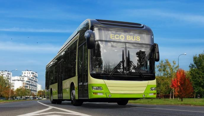 Giti apunta al mercado de autobuses eléctricos
