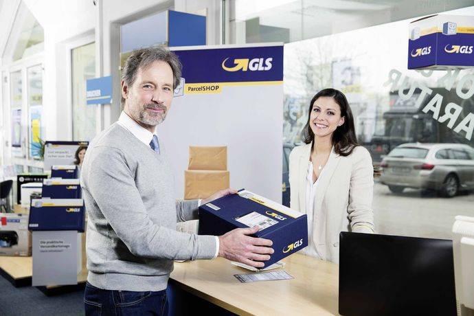 El servicio de paqueteria GLS lanza el servicio internacional de devoluciones