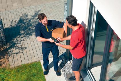 GLS lanza en todo el mundo Flex Delivery Service