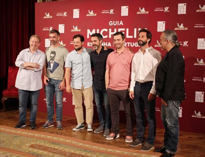 Presentación del evento de Michelin.