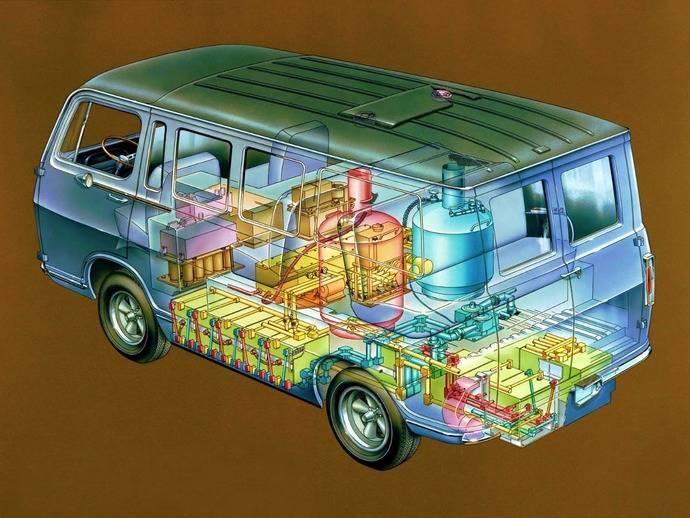Las pilas de combustible de GM cumplen 50 años