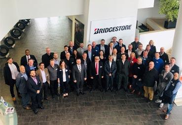 Nueva reunión de GPN en Bridgestone Europa