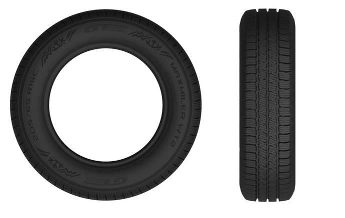 Giti Tire crea el GT Radial Maxmiler WT2 para vehículos comerciales