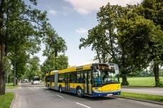 Guaguas adquiere nueve autobuses Solaris por 2,8 millones de euros