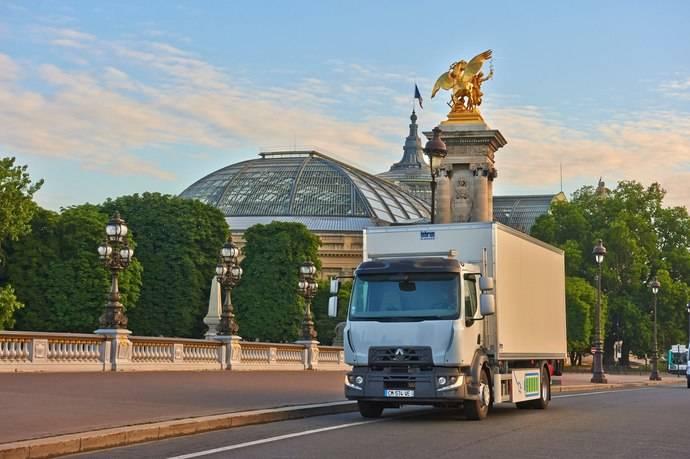 Renault Trucks en la conferencia sobre el cambio climático de la ONU