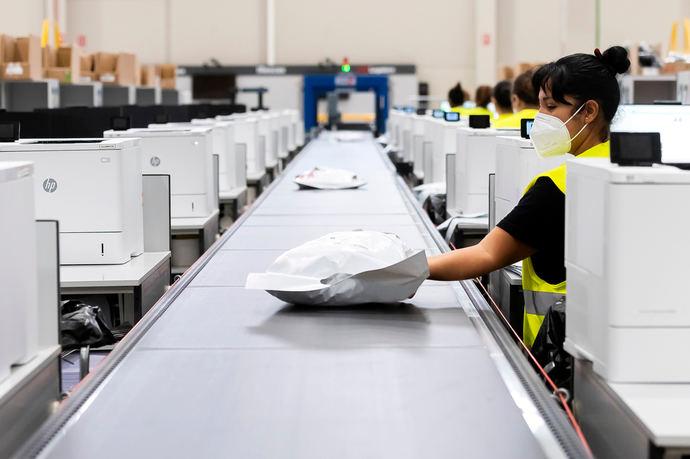 GXO publica los resultados de la Encuesta Global sobre E-commerce