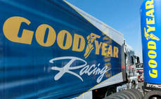 Giterka Logistics elige Goodyear como proveedor