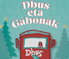 Entrega de premios del 12º concurso infantil de dibujo Dbus