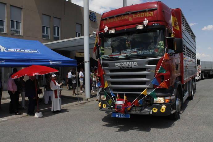 Ganador del desfile de camiones.
