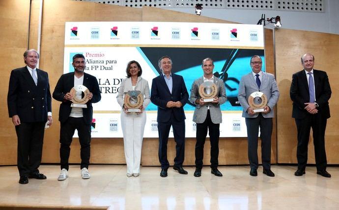 Astic, Premio Alianza para FP Dual de Bertelsmann