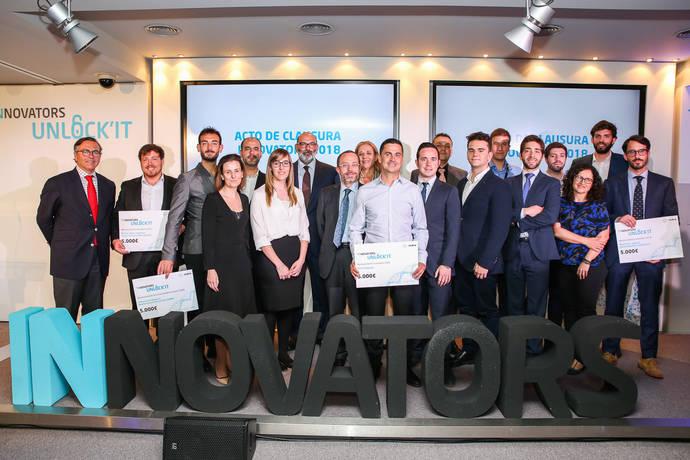 Indra apuesta por las ideas de sus profesionales con 'Innovators 2018'