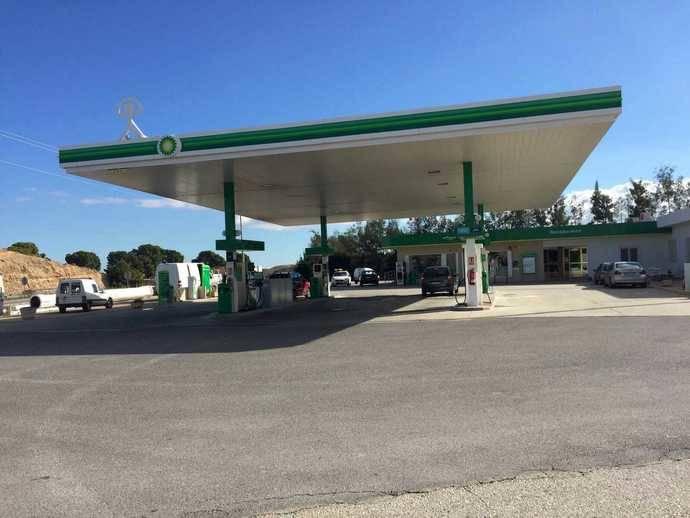 BP inaugura una nueva estación de servicio en el municipio almeriense de Antas