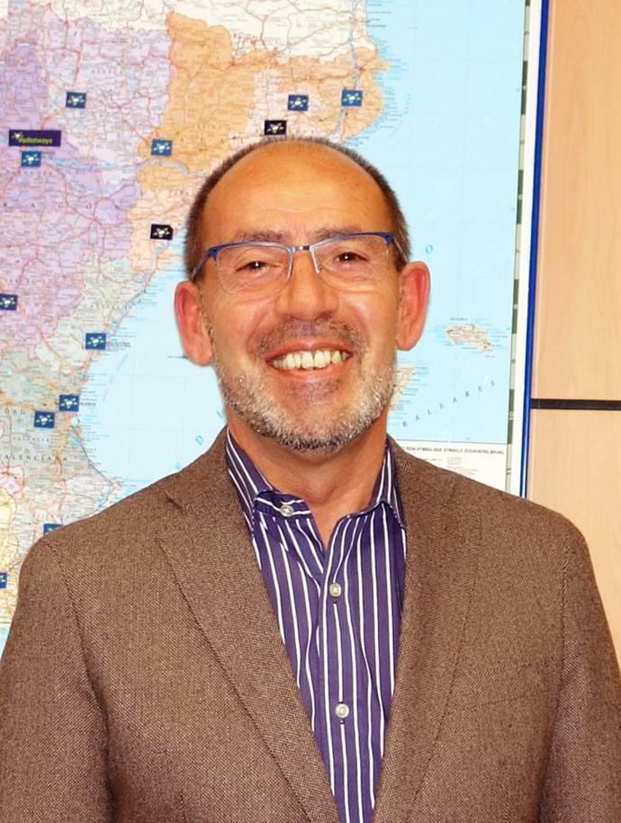 Ángel Gausinet se pone al frente de Palletways Iberia