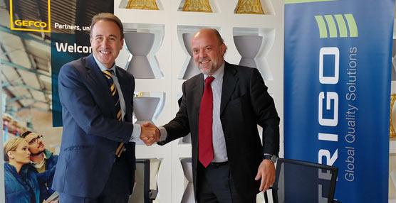 Gefco y Trigo firman un acuerdo de colaboración en el ámbito nacional