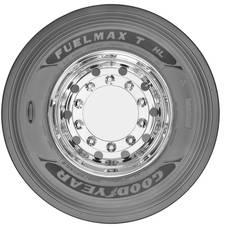 El nuevo Goodyear Fuelmax T HL 385/65R22,5.