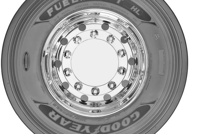 Goodyear agrega nueva medida High Load al Fuelmax T, para mayores cargas