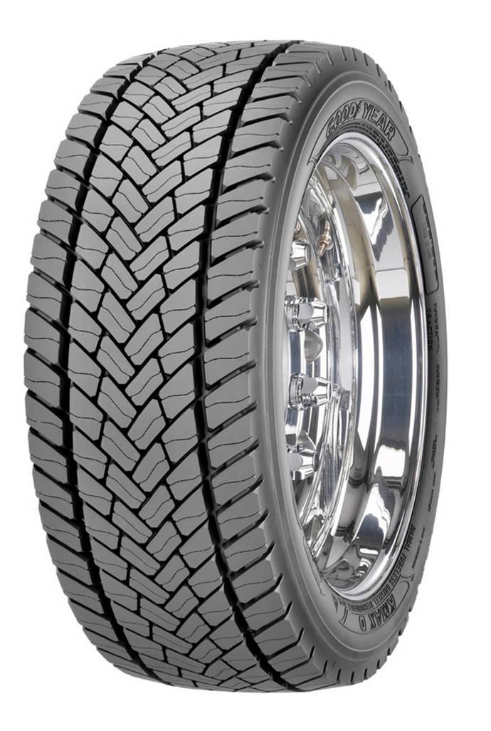 Goodyear lanza un nuevo tamaño de neumático para camión