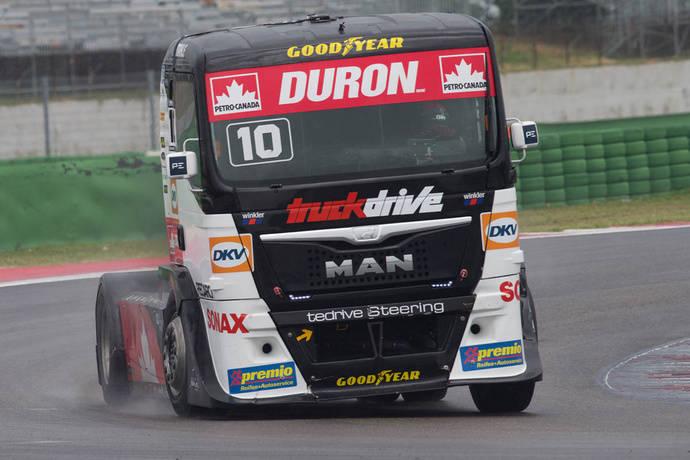 Goodyear provee al Campeonato de Camiones