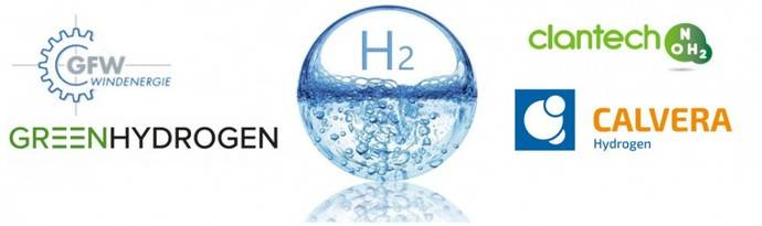 Unión de empresas para abastecer de hidrógeno a buses en Rennerod