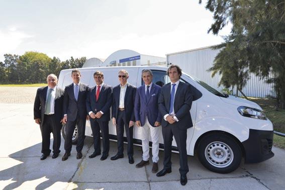 PSA ensamblará los nuevos Peugeot Expert y Citroën Jumpy en Uruguay