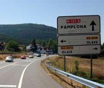 Guipúzcoa y Navarra, en desacuerdo por restricciones en A-15