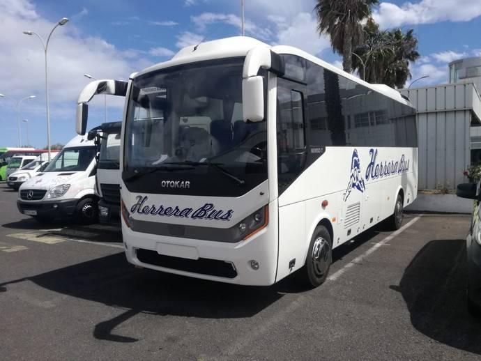 HerreraBus compra a Somauto un Otokar Navigo T de 8,4 metros de longitud