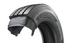 El nuevo neumático.
