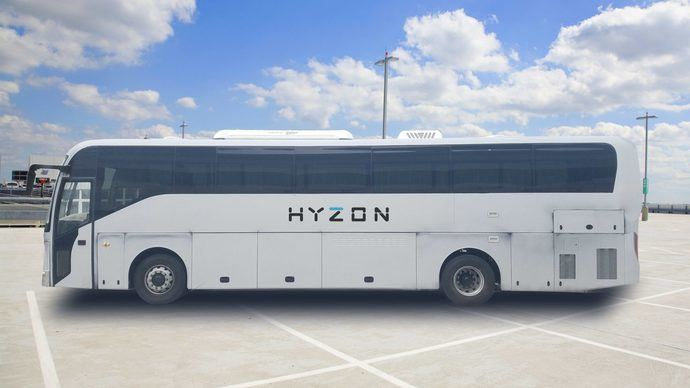 Hyzon, lista para entregar una flota de hidrógeno en Australia
