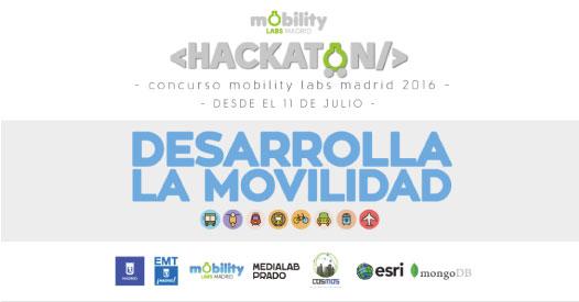 MediaLab Prado y la EMT de Madrid lanzan un 'hackatón' o concurso sobre movilidad