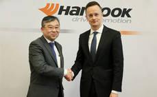 Hankook anuncia nuevos planes de expansión