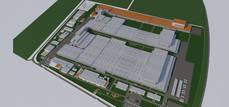Hankook Tire Área de Expansión Fase 4 (Naranja).